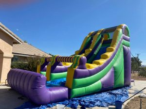18 Foot Wet and Dry Slide