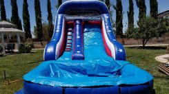 Stars and Stripes 14 Foot Waterslide for Adults and Children